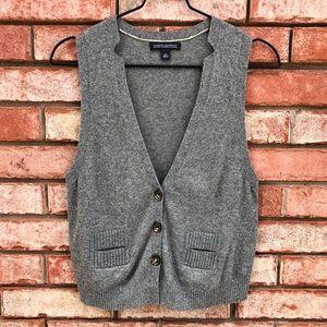 Banana Republic Cashmere Blend sweater vest
